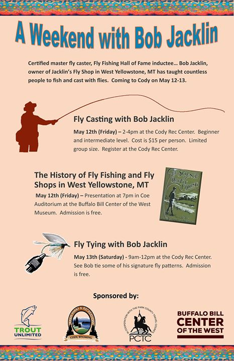 The history of fly fishing and fly shops in west for History of fly fishing